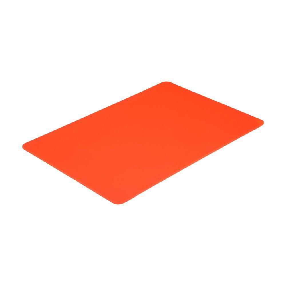 Чехол накладка для Apple Macbook Pro 15.4 цвет Coral