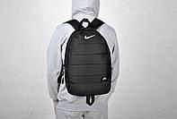 Спортивный рюкзак для подростка Nike Черного цвета спортивный городской портфель найк черный