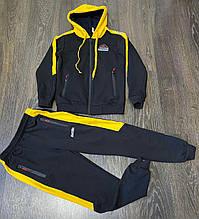 Спортивний костюм юніор JORDAN комбінований шкільний хлопчик на 12-16 років купити опт зі складу 7км Одеса