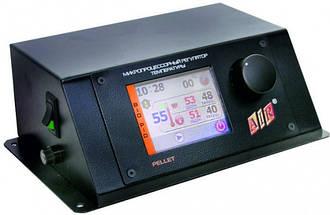 Контролер (електронний блок управління) для твердопаливного котла Air Logik метал.