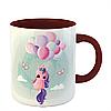 Чашка Кольоровий єдиноріг, фото 5