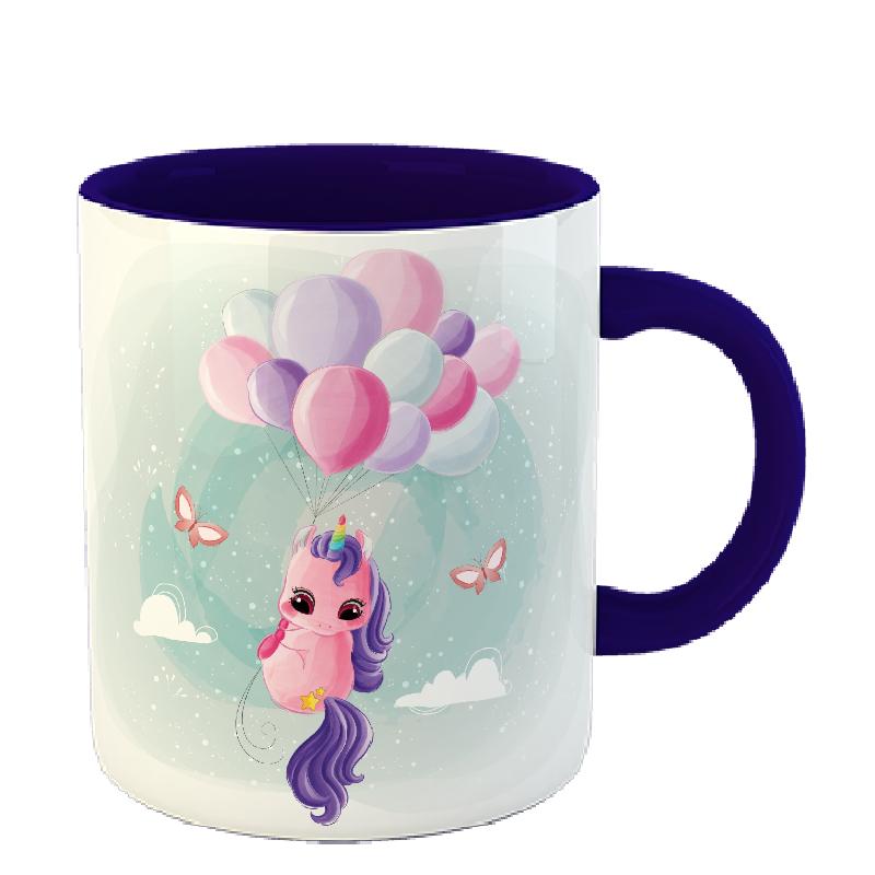 Чашка Кольоровий єдиноріг