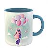 Чашка Кольоровий єдиноріг, фото 4