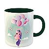 Чашка Кольоровий єдиноріг, фото 6