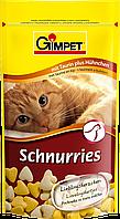 Вітаміни-сердечка Gimpet Schnurries для кішок, з куркою, 650шт., G-409504/409351