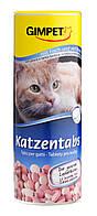 Вітаміни Gimpet Katzentabs для кішок, c рибою і біотином, 710шт.