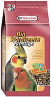 Корм для средних попугаев Versele-Laga Prestige Cockatiels, зерновая смесь, 1 кг 218808