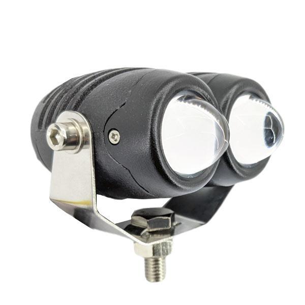 LED фара (з чіткою світловий кордоном) 40W (20W х 2, комбо промінь) 2000 LM