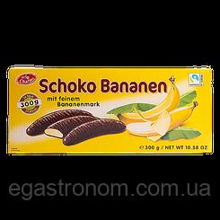 Шоколад із бананом Сер Чарльс Sir Charles 300g 15шт/ящ (Код : 00-00001546)