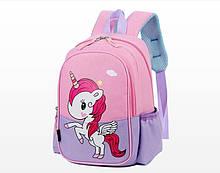 Рюкзак детский Unicornм Розовый (0005)