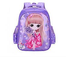 Рюкзак школьный Animex Фиолетовый (0013)