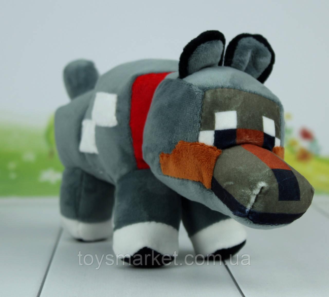 М'яка іграшка майнкрафт собака, 29 див.