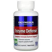 Натуральная добавка Enzymedica Enzyme Defense, 120 капсул
