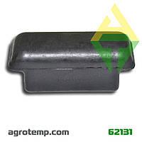 Подушка рессоры передней нижняя ГАЗ-53 (малая) 52-2902432