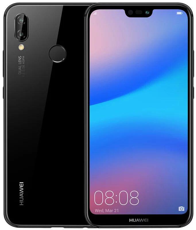 Huawei P20 Lite (Nova 3e) 4/64Gb black