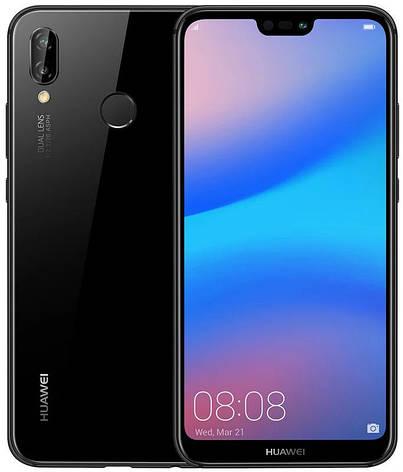 Huawei P20 Lite (Nova 3e) 4/64Gb black, фото 2