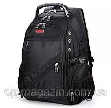 Рюкзак Six Rays USB шкільний\ міський