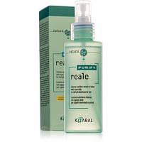 Kaaral  Reale Lotion Безсульфатный интенсивный восстанавливающий несмываемый лосьон для волос 125 мл.