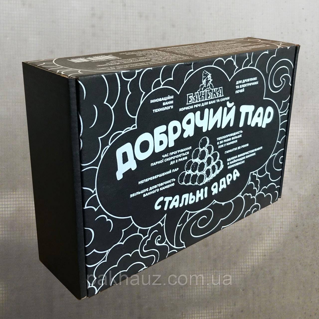 Коробка с шёлкотрафаретной печатью