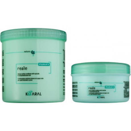 Kaaral  Reale Безсульфатный интенсивный восстанавливающий кондиционер для волос 250 мл.