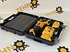 Сабельная пила аккумуляторная DeWALT DCS388T2 (2 аккумулятора 24В 4AH), фото 2