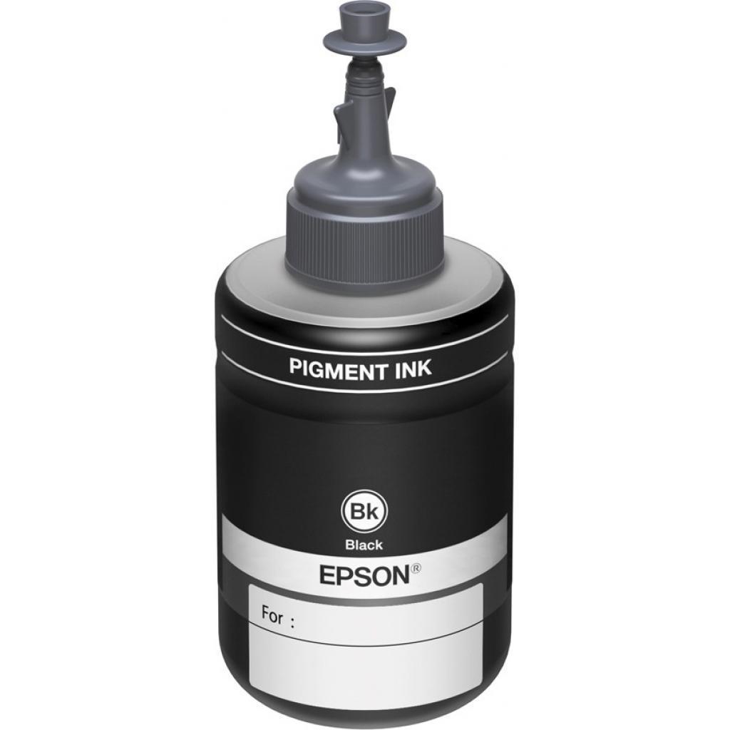 Контейнер з чорнилами Epson 774 black M100/M105/M200 (C13T77414A)
