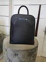 Рюкзак Virginia conti гладкий чорний
