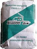 Міцний дім ЦПС (Цементно-песчаная смесь 3:1) 20 кг