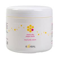 KAARAL MAXI Royal Jelly Cream Реконструирующая Маска для волос с пчелиным маточным молочком 500 мл.