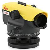 Нивелир оптический Leica Na324 + штатив + рейка 5м, фото 6