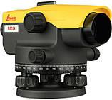 Нивелир оптический Leica Na324 + штатив + рейка 5м, фото 8