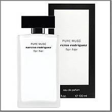 Narciso Rodriguez For Her Pure Musc парфюмированная вода 100 ml. (Нарциссо Родригез Фо Хе Пур Маск)