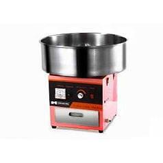 Аппарат для сахарной ваты EWT Inox SWC-520 прибор для приготовления сладкой ваты в кафе бар