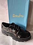 Школьные туфли для девочки. Туфли под форму., фото 4