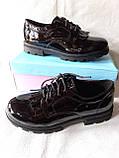 Школьные туфли для девочки. Туфли под форму., фото 3