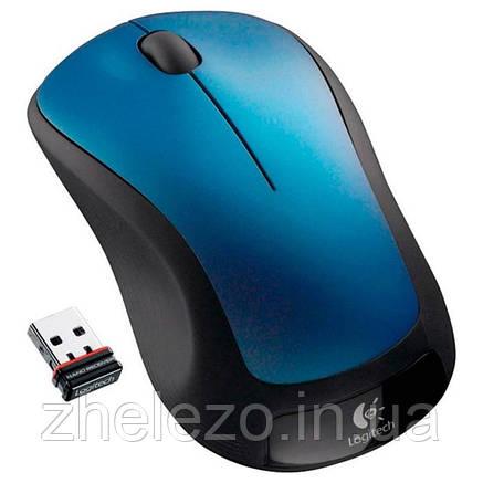 Мышка Logitech M310 Blue (910-005248), фото 2