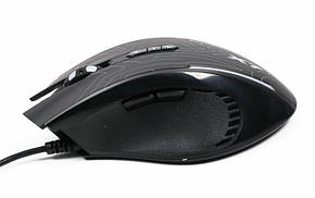 Мишка A4Tech X87 Maze Black, фото 2