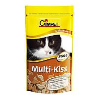 Gimpet (Джимпет) Витамины для кошек Multi kiss 50гр
