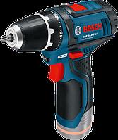 Шуруповерт аккумуляторный Bosch GSR 10.8-2-LI 0601868101, фото 1