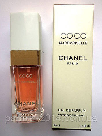 Женская парфюмированная вода Chanel Coco Mademoiselle (реплика), фото 2