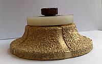 Алмазный профильный ролик тип H 20+. №3