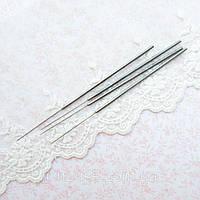 Индийский Крючок Металлический 115 мм для Вышивания