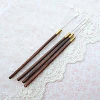 Индийский Крючок 105 мм для Вышивания 0.5 мм длина иглы 25 мм