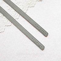 Ручки Сумки 65 см пара 1.4 см Сірі, фото 1