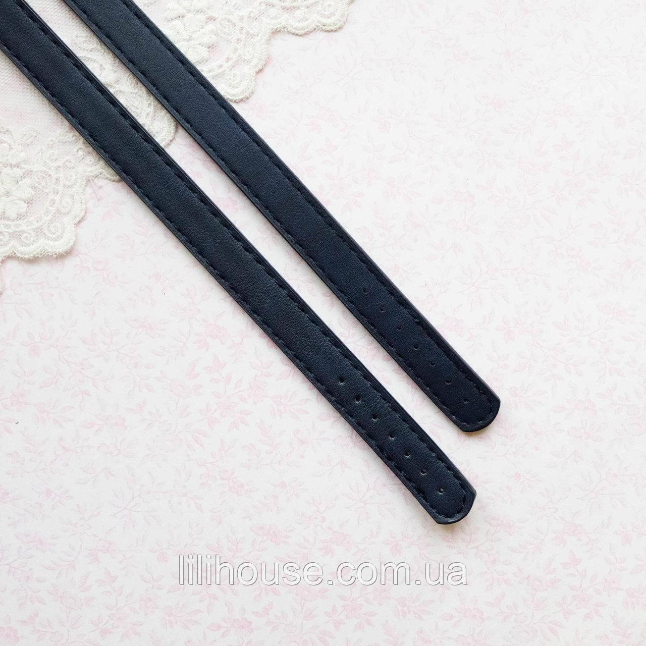 Ручки Сумки 65 см пара 1.4 см Темно-Сині