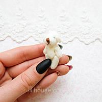 Мягкая Игрушка Медвежонок Мини 3.5 см МОЛОЧНЫЙ