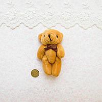 Мягкая Игрушка Медвежонок 9 см РЫЖИЙ