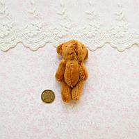 Мягкая Игрушка Медвежонок 6.5 см КОРИЧНЕВЫЙ