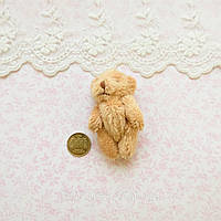 Мягкая Игрушка Медвежонок 6.5 см СВЕТЛО-КОРИЧНЕВЫЙ