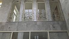 Перила кованые эксклюзив, фото 2